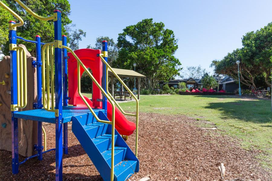 Clarkes Beach Playground
