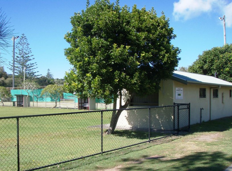 Byron Bay Recreation Grounds Croquet Club, Tennyson St