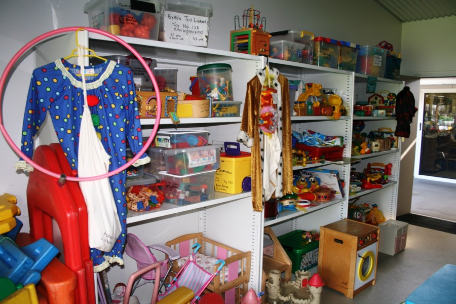 Byron Shire Toy Library