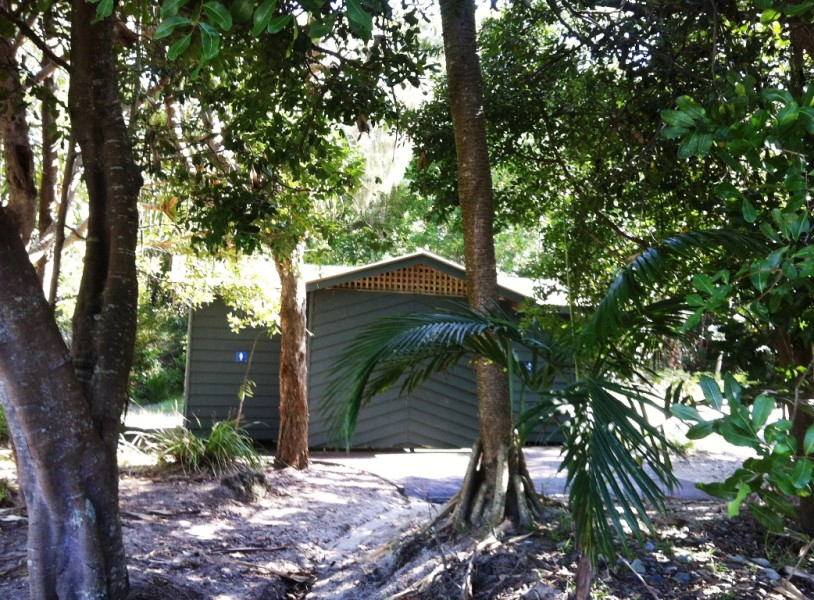 Amenities Block, Cosy Corner, Tallow Beach, Byron Bay