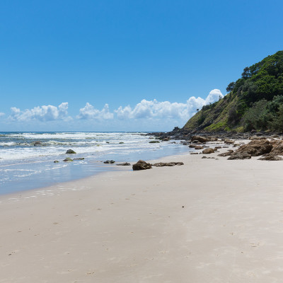 Watgeos Beach, Byron Bay
