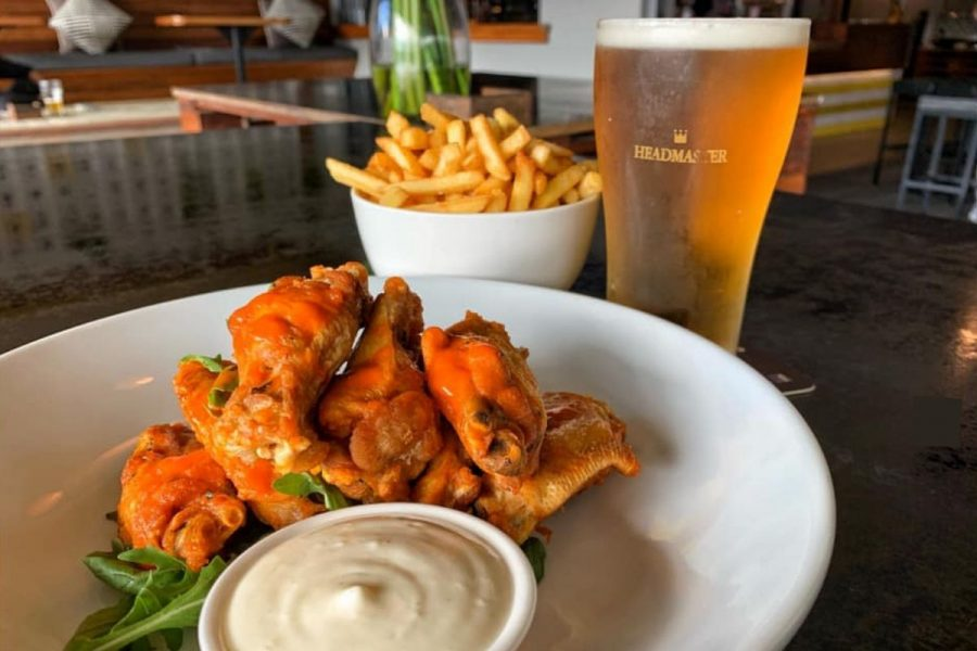 Ocean Shores Tavern - Lunch Menu Option
