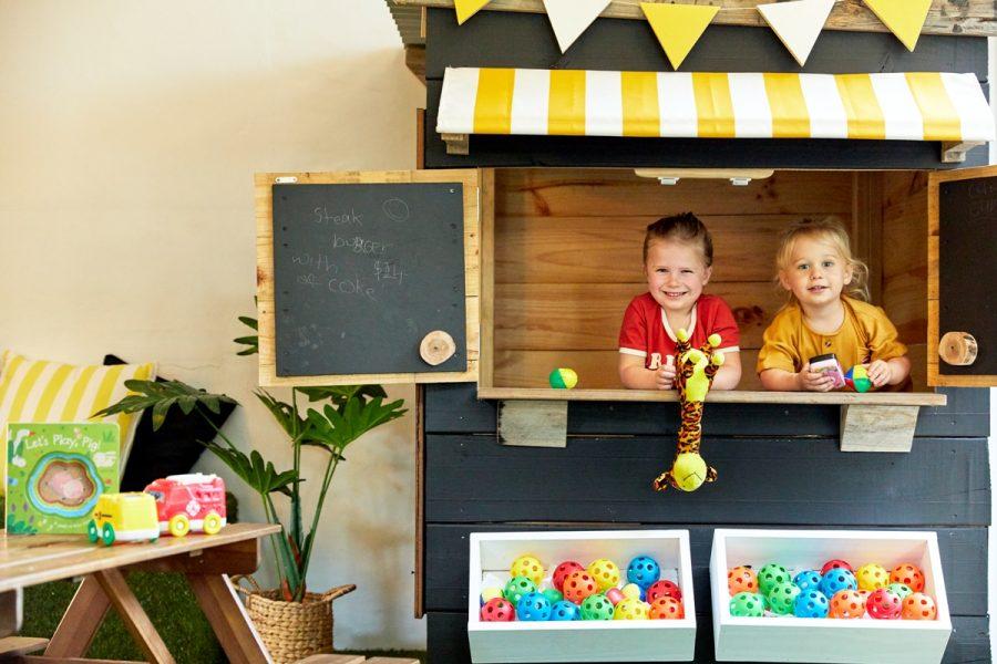 Ocean Shores Tavern Indoor Kids Cubby & Play Area