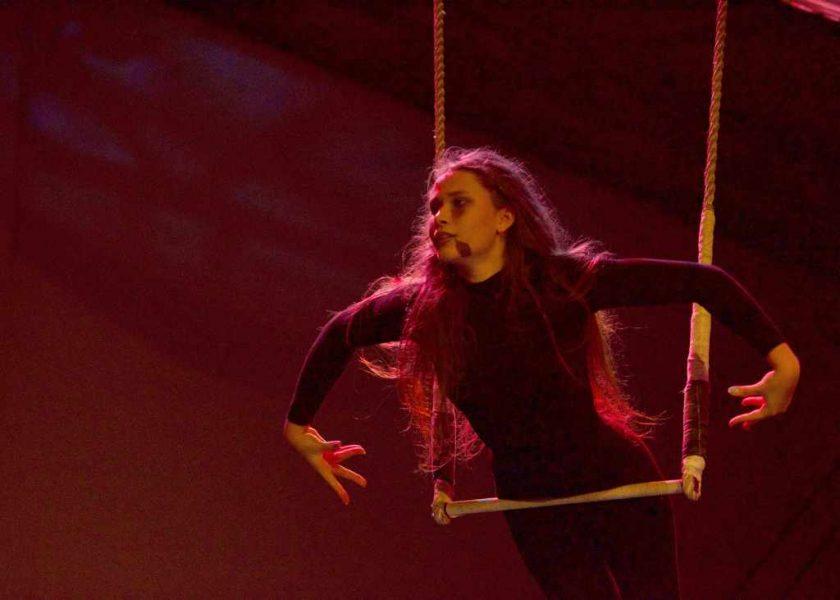 Circus Arts - Aerial Troupe