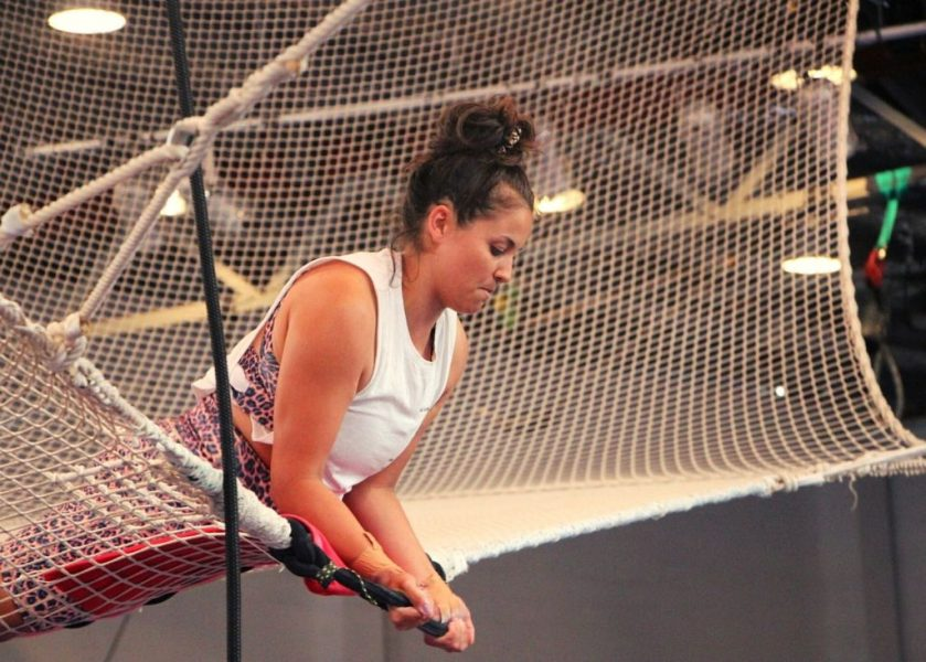 Circus Arts - Flying Trapeze Class