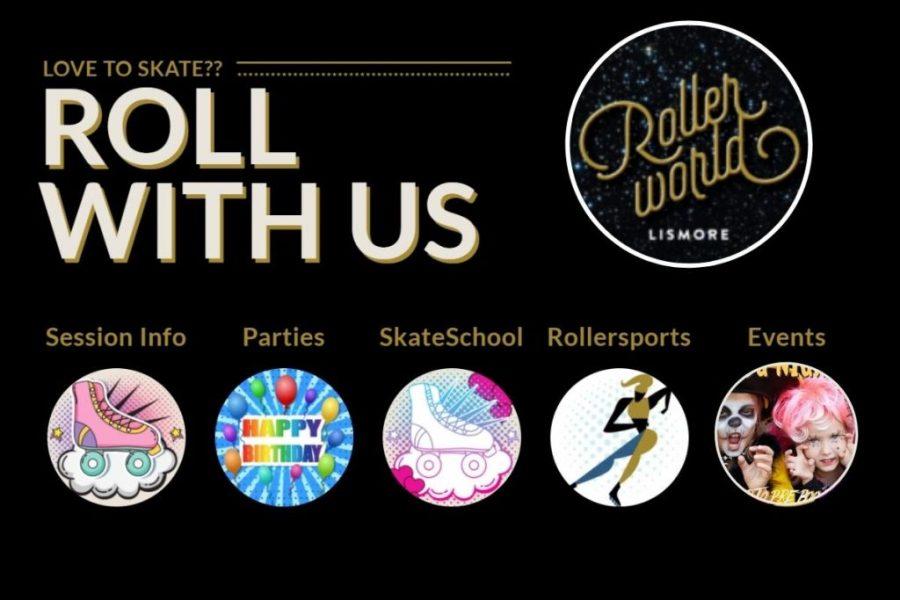 Rollerworld Roller Skating, Lismore