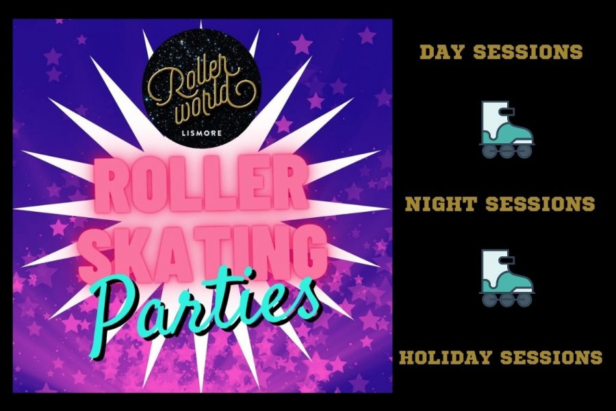 Rollerworld Lismore - Birthday Party Packages