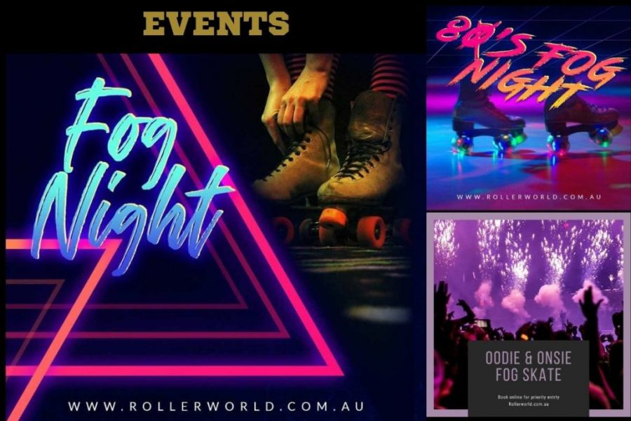 Rollerworld Lismore - Special Events