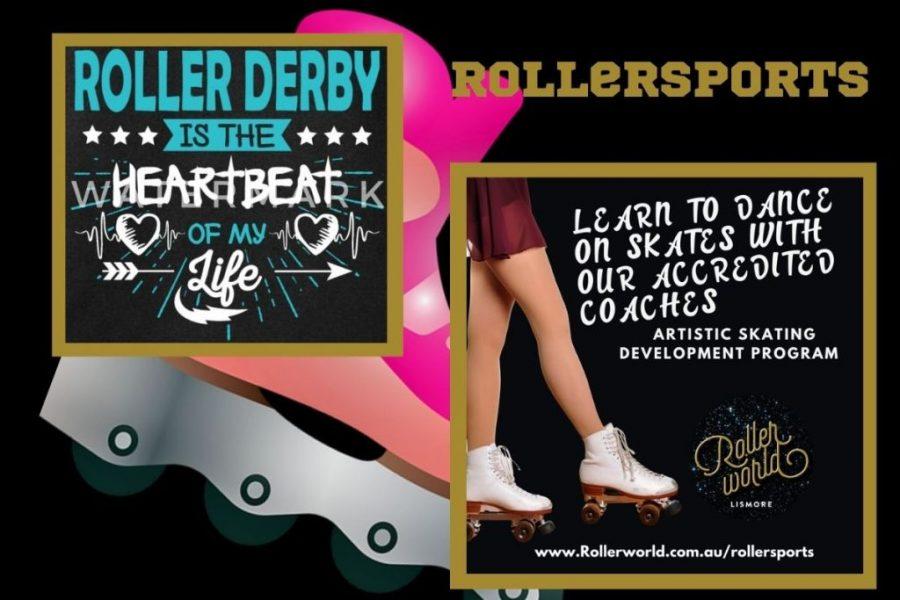 Rollerworld, Lismore - Rollersports