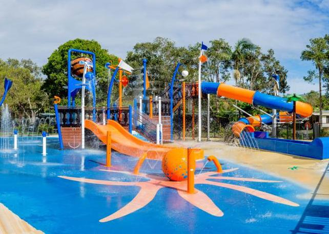 Discovery Parks Waterpark Byron Bay