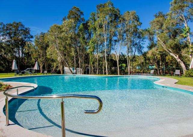 Discovery Parks Byron Bay Lagoon Pool