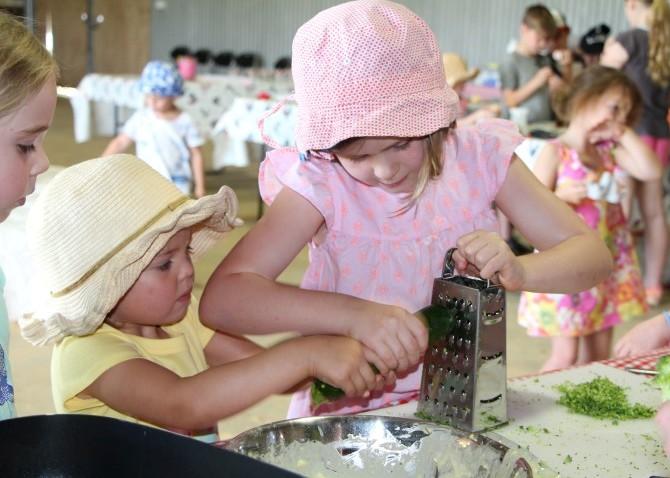 FarmKids Workshop - Cooking