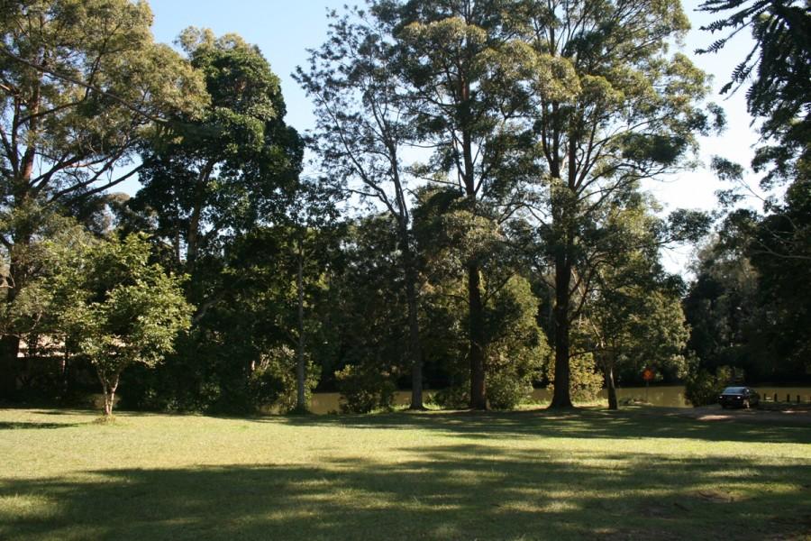 Heritage Park Walking Trail, Mullumbimby