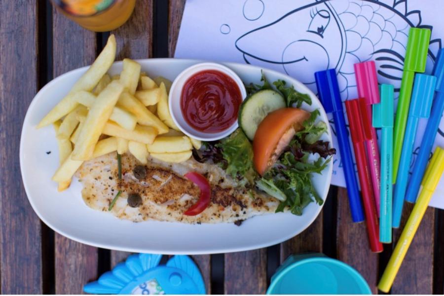 Hunky Dory Byron Bay - Kids menu & activities