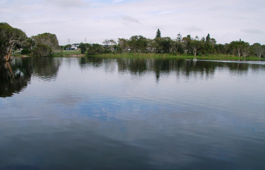 Lake Ainsworth, Lennox Head