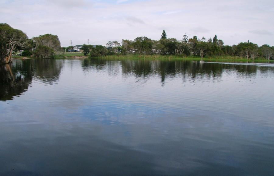 Lake Ainsworth, Lennox Head