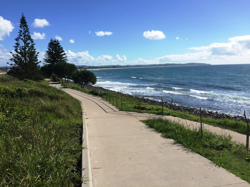Lennox Head boardwalk