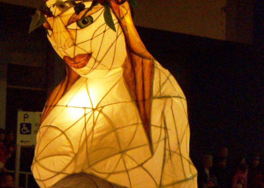 Lismore Lantern Parade - Lantern