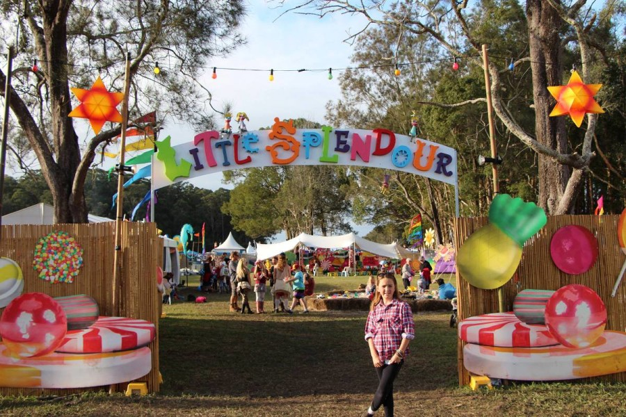 Little Splendour, Splendour In The Grass Festival