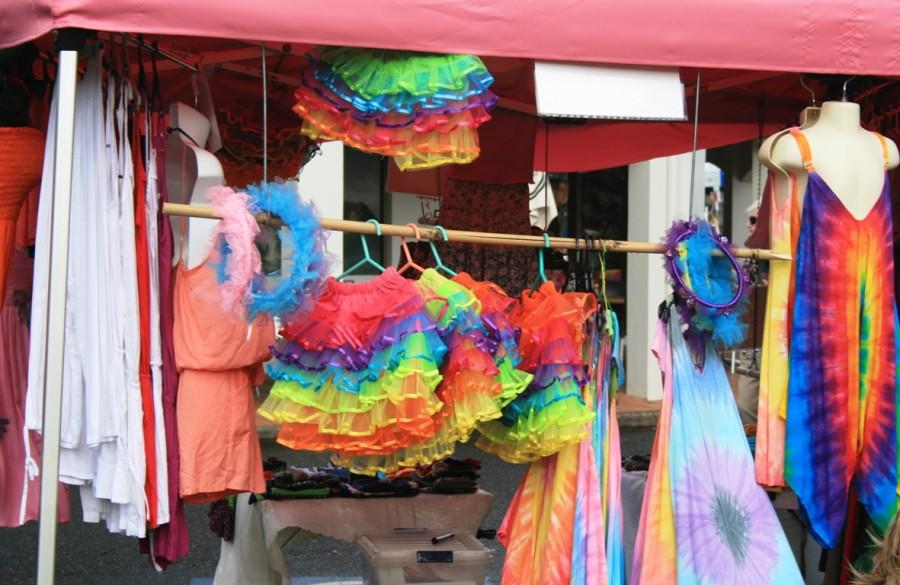 Love Lennox Festival - stall