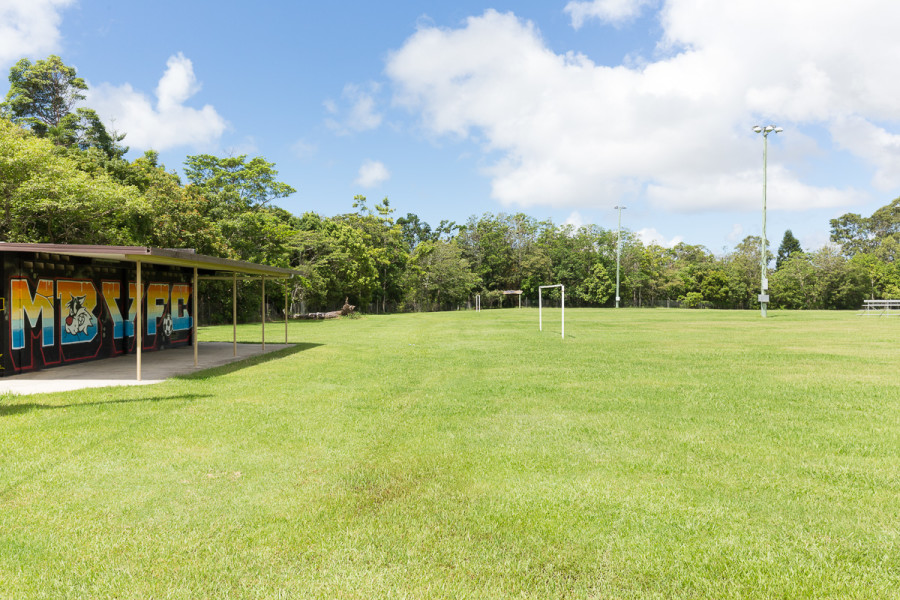 Botanical Gardens Sports Field, Pine Ave, Mullumbimby