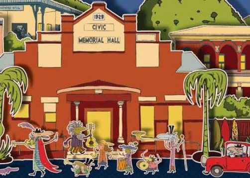 Mullum Music Festival - Civic Hall