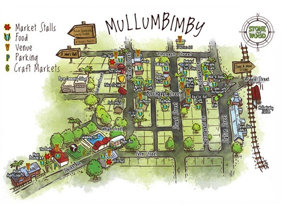 Mullum Music Festival - Venue Guide