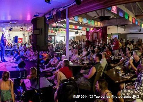 Mullum Music Festival - gig