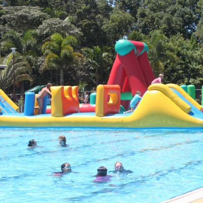 Petria Thomas Swimming Pool - Mullumbimby