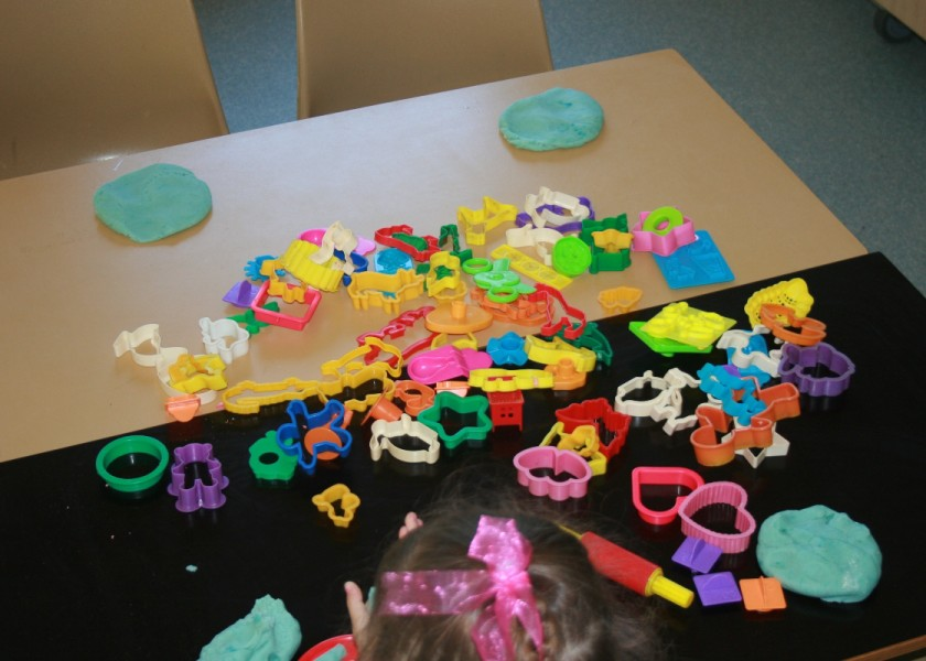 Play & Sing Playgroup - Play Doh Craft