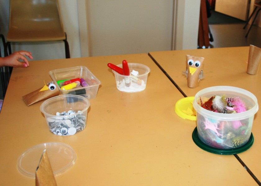Play & Sing Playgroup - Craft Activity