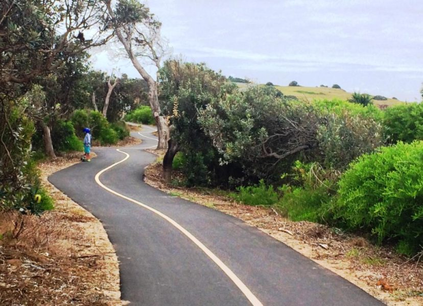 Shelly to Sharpes Beach Cycle / Pathway, Ballina NSW