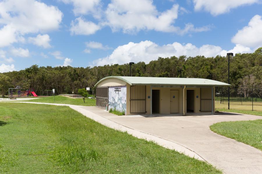Beech Drive Sportsfields - Amenities Block