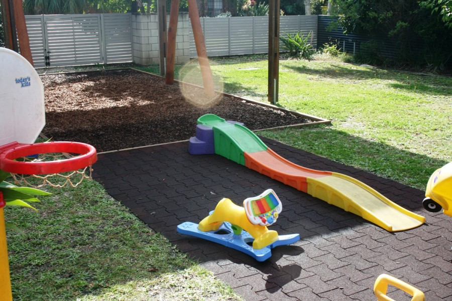 Suffolk Park Community Playgroup - Outdoor play