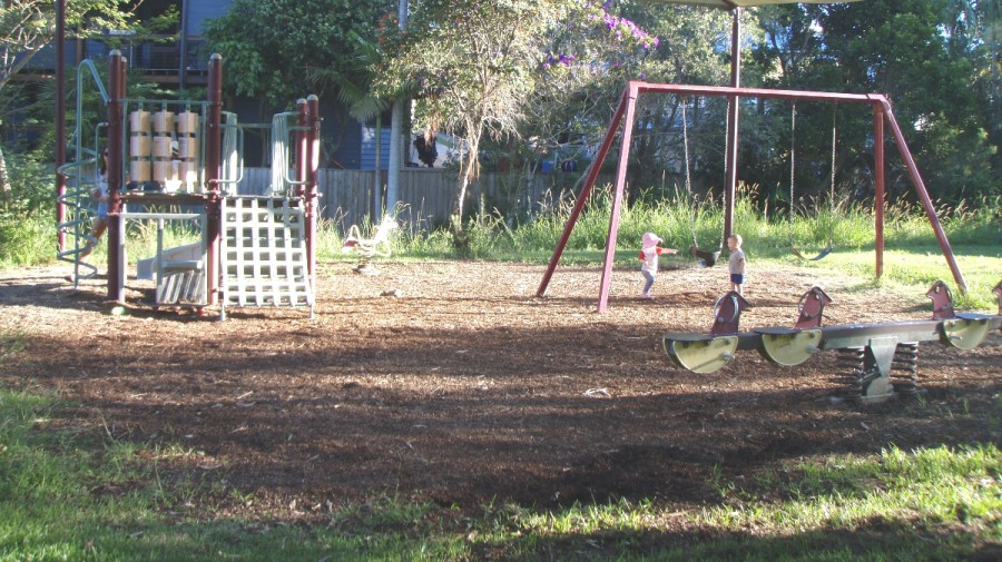 Pepperbush St playground, Suffolk Park
