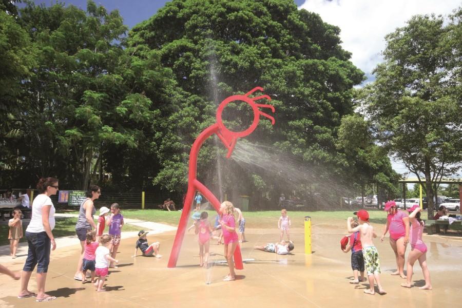 Summerland House Farm - Waterpark