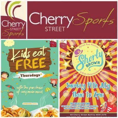 Cherry Street Sports School Holiday Fun