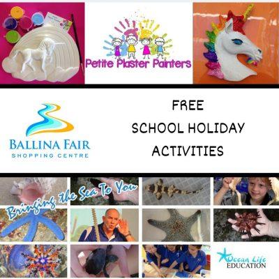 Ballina Fair School Holiday Activities